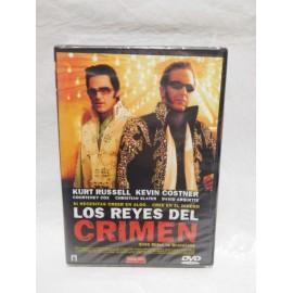 DVD Los Reyes del Crimen. Año 2001. Acción.