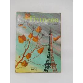 Libro de Texto de Frances 2º, editorial SM. Año 1968.
