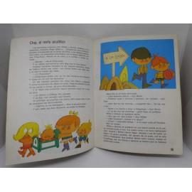 Libro de Texto, Libro de Lectura. Senda 3º. Santillana. EGB. 1972. El libro de Pandora. Ref 2