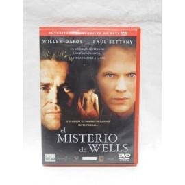 DVD El Misterio de Wells. Año 2003. Drama- Intriga.