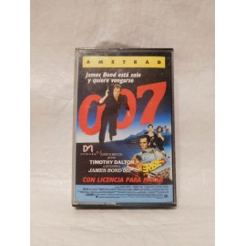 Juego Amstrad James Bond 007