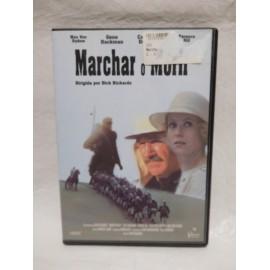 DVD Marchar o Morir. 1977. Aventuras-Bélica.