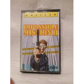 Juego Amstrad Impossible Mission II