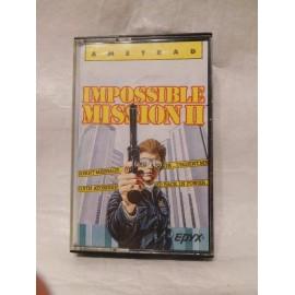 Juego Amstrad Impossible Mission II