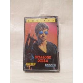 Juego Amstrad Stallone Cobra