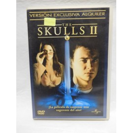 DVD The Skull II. Año 2002. Thriller.