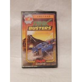 Juego Amstrad Tank Busters