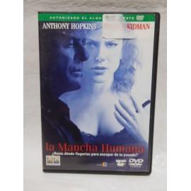 DVD La Mancha Humana. 2002. Intriga.