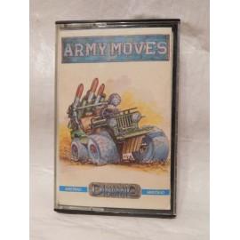 Juego Amstrad Army Moves