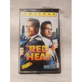 Juego Amstrad Red Heat