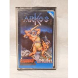 Juego Amstrad Arkos