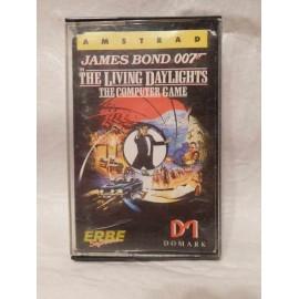 Juego Amstrad 007 Alta Tensión The Living Daylights