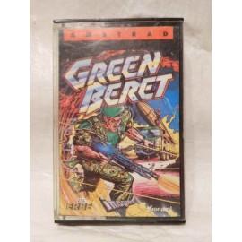 Juego Amstrad Green Beret