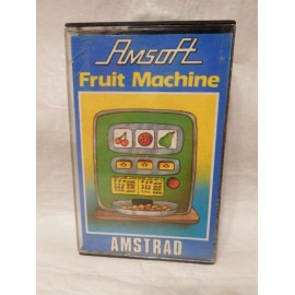 Juego Amstrad Tragaperras Fruit Machine