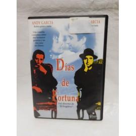 DVD Días de Fortuna. Año 1995. Comedia.
