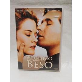 DVD Hechizo de un Beso. Año 1992. Romance.