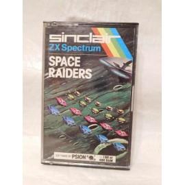Juego Spectrum Space Raiders