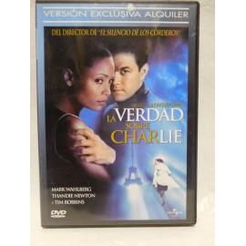 DVD La Verdad sobre Charlie. 2002. Intriga.