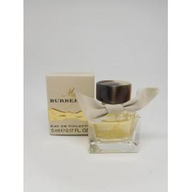 Miniatura My Burberry. Edt. 5 ml.