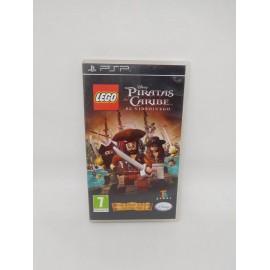 Juego PSP Piratas del Caribe Lego. Incluye instrucciones.