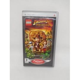 Juego PSP Indiana Jones Lego. Incluye instrucciones.