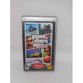 Juego PSP Grand Theft Auto. Incluye instrucciones.