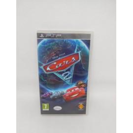 Juego PSP Cars 2. Incluye instrucciones.