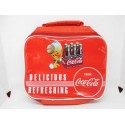 Bonita bolsita para merienda de Coca-Cola tipo retro o Vintage. Delicious.