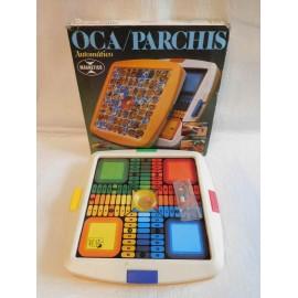 Juego magnético de Oca y Parchis de Chicos. Años 80. Ref 2
