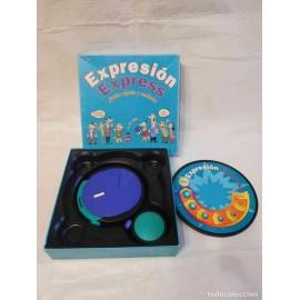 Juego Expresion Express de MB. Años 90. Muy buscado. Imposible.