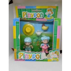Caja de Pin y Pon.  Años 90. Granja. Nuevo.
