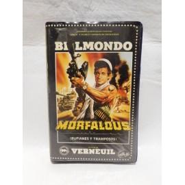 Edición en VHS de Morfalous. 1984. Comedia-Acción.