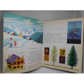 Libro Ed. Juventud La Montaña. Alain Gree. Colección Panorama.1969.