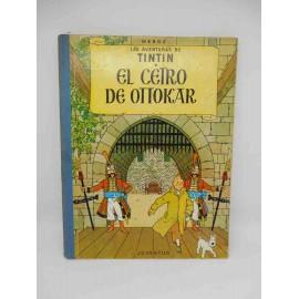 Tebeo El Cetro de Ottokar. Tintín. Ed. Juventud. 5ª edición. 1972. Catálogo   Productos