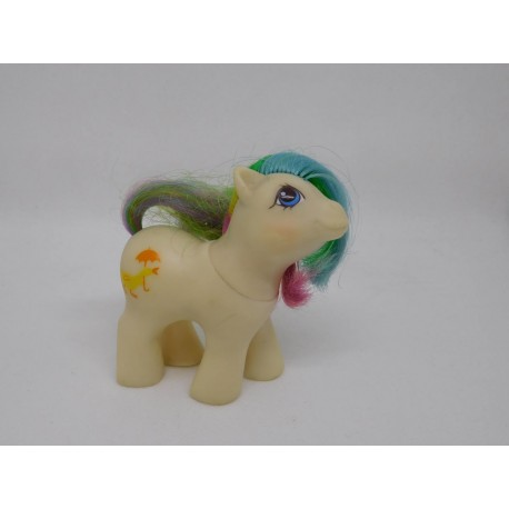 Pequeño pony mini my little pony hasbro 1987