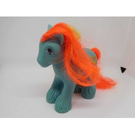 Mi pequeño pony my little pony capitan pirata big brother patas peludas 1987 hasbro
