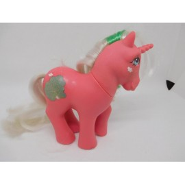 Mi pequeño pony my little pony unicornio nubes ??? 1983 hasbro