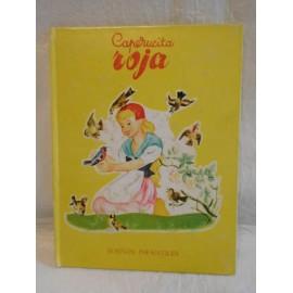 Cuento Caperucita Roja. Ed. Sopena. Año 1959. Ilustraciones Romain Simon.