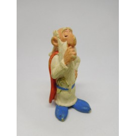 Figura de pvc de Panoramix de Asterix. Comic Spain.