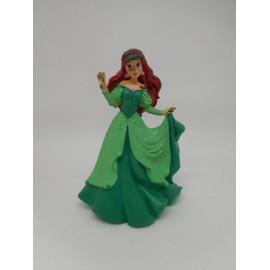 Figura pvc de princesa Ariel de la Sirenita. Bullyland.