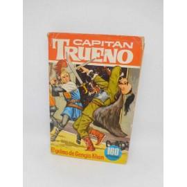 Libro comic del Capitan Trueno. Colección Heroes. nº 7.