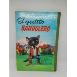 Cuento Patachin y Patachon y el gatito bandolero. Vasco Americana. 1964. Tapa dura.