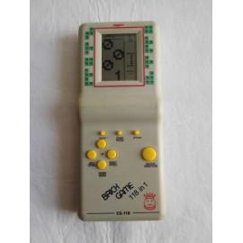 Maquinita Marcianitos. Años 80-90. Con diferentes juegos.