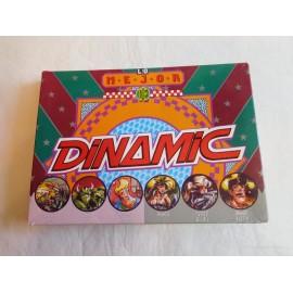 Caja de juegos con dos cintas LO MEJOR DE DINAMIC. Años 80. Para Spectrum.
