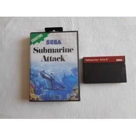 Juego SEGA Master System Submarine Attack. Años 90.