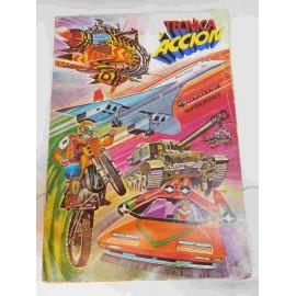 Álbum completo Técnicas y Acción. Ed Este. 1980.