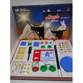 Juego Magia Borras 60 trucos fantásticos.