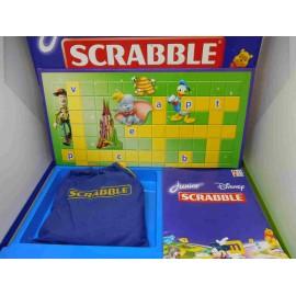 Juego Scrabble Junior Disney. Descatalogado.