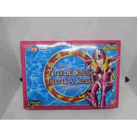 Caballeros del Zodiaco Thetis Sirena. Bandai 2005. Saint Seiya. Nueva.