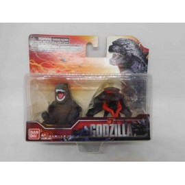 Blister de Godzilla. Ref. 39502. Bandai. 2014.